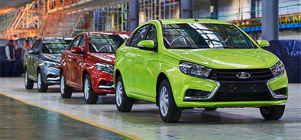 АвтоВАЗ планирует увеличить экспорт в 2017 году на 50%