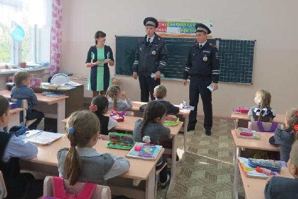 В Смоленской области полицейские устроили акцию «Засветись!»