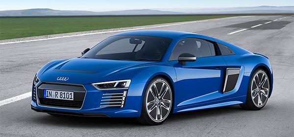 Audi прекратила производство электрического R8