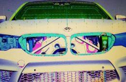 Опубликованы первые изображения BMW M5 нового поколения