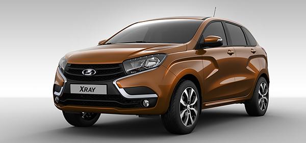 Lada XRAY получила новую комплектацию повышенной проходимости