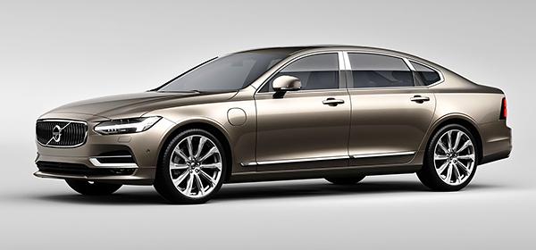 Volvo представила самый дорогой седан в своей истории