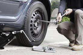 Если заменяем колёса…