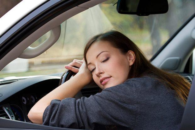 Как не заснуть за рулем?