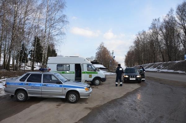 В Смоленске судебные приставы ловили должников-автомобилистов