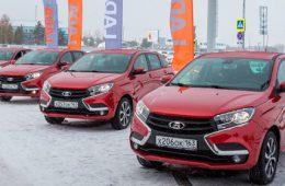 АвтоВАЗ начал продажи самый быстрой Lada XRAY