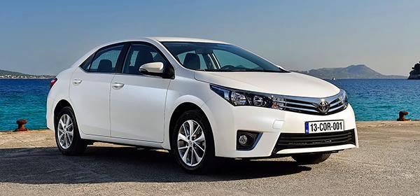Toyota Corolla стала самым продаваемым автомобилем в мире с начала 2016 года