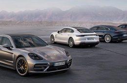 Porsche назвала российские цены на новые версии Panamera