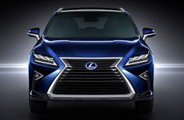 Lexus начнет продажи водородного автомобиля в 2020 году