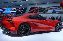 Серийная версия Toyota Supra замечена на тестах