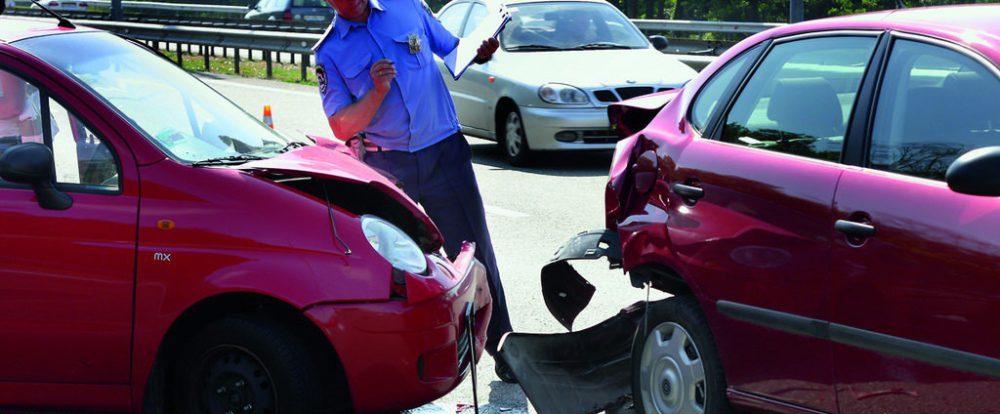 Поведение водителя в случае ДТП