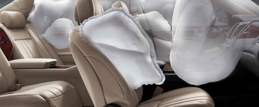 Небезопасные подушки безопасности