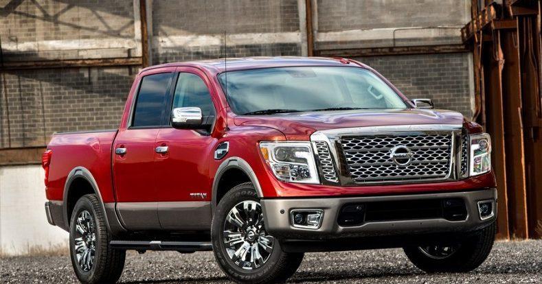 Nissan Titan Crew Cab 2017 будет стоить 34780 долларов