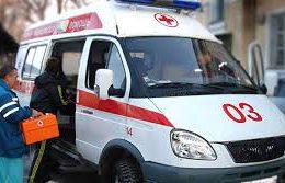 Водитель «ВАЗ» госпитализирован после ДТП с «Лексусом» в Смоленской области