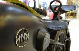 В США начались продажи российских мотоциклов с водкой в комплекте