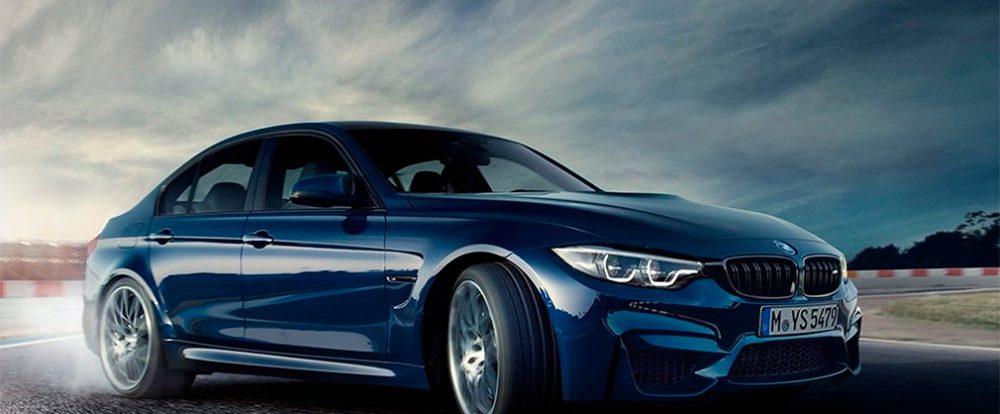 Обновленный BMW M3 рассекретили до премьеры