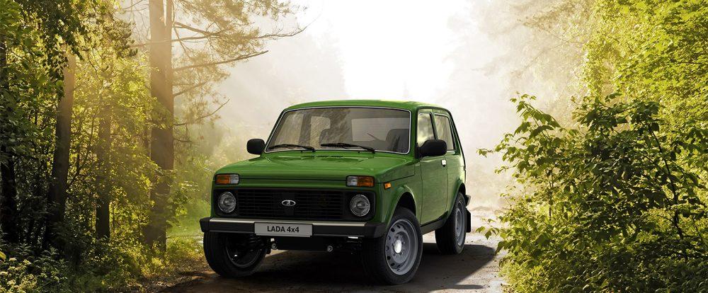 АвтоВАЗ рассказал о внедорожнике Lada 4х4 нового поколения