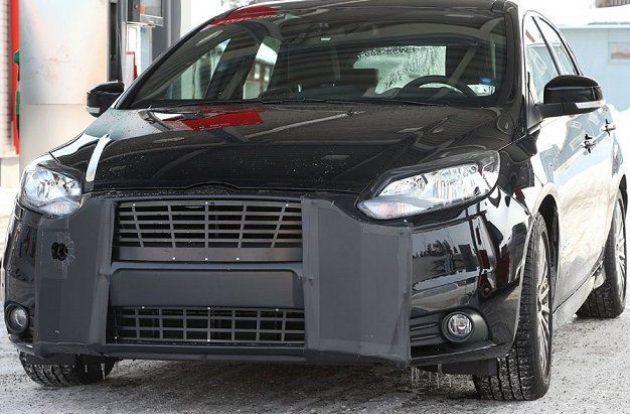 Ford Focus вновь обновился