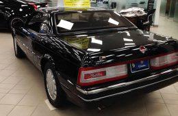 В Канаде выставили на продажу 23-летний Cadillac без пробега