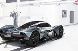 Aston Martin переименует свой 1000-сильный гиперкар