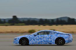 Стало известно о премьере нового гибрида BMW i8 S