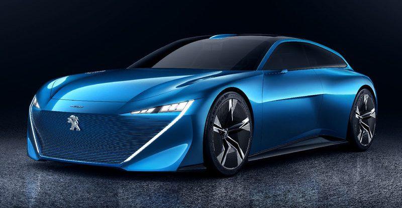 Peugeot Instinct: ваше первое «Я»