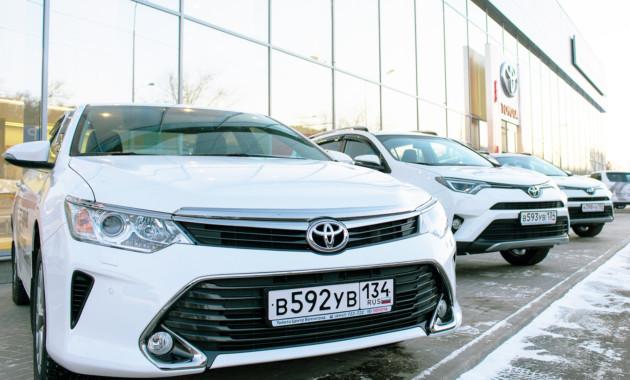 И всё-таки Тойота: японский бренд стал самым популярным в России