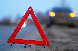 В Смоленской области карета Скорой помощи врезалась в столб