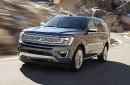 Окрыленный металлом: Ford представил вседорожник Expedition нового поколения