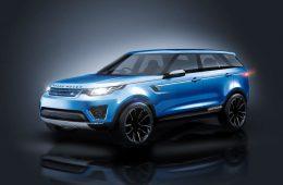 Velar — новый Range Rover
