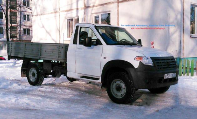 УАЗ почти готов к серийному выпуску конкурента ГАЗели