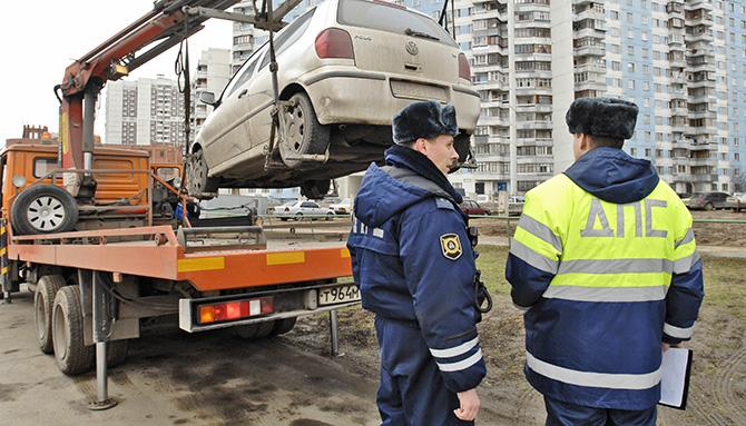 В Смоленской области вступили в силу новые тарифы на перемещение и хранение транспорта