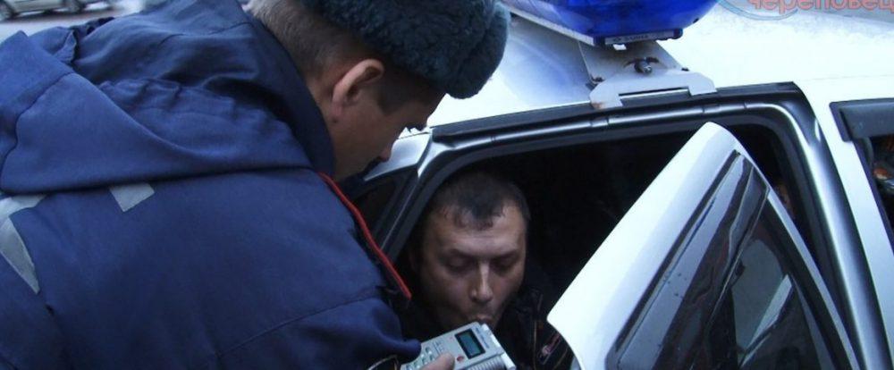 В Смоленске вновь задержали пьяного водителя.