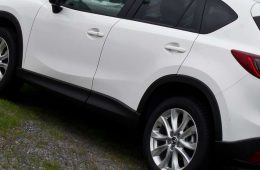 Диски и шины для Mazda: особенности выбора