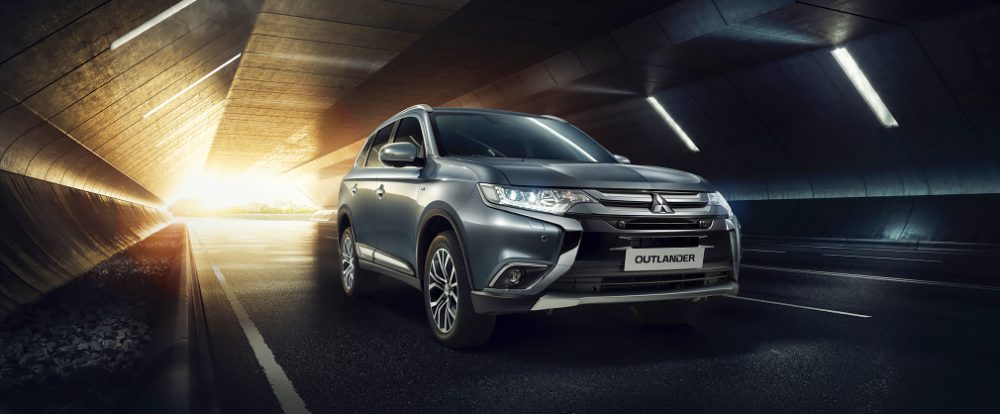 Компания Mitsubishi показала спортивную версию Outlander для России