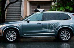 Компании Uber разрешили испытания беспилотников в Калифорнии