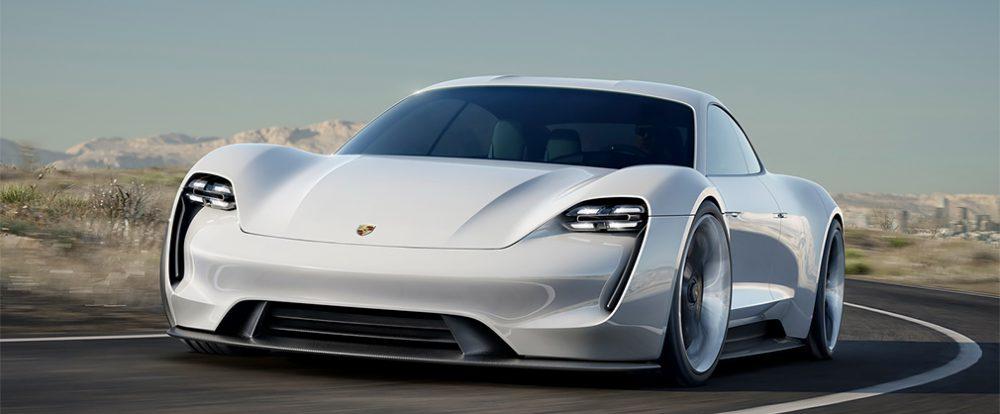 Porsche выпустит первый серийный электрокар