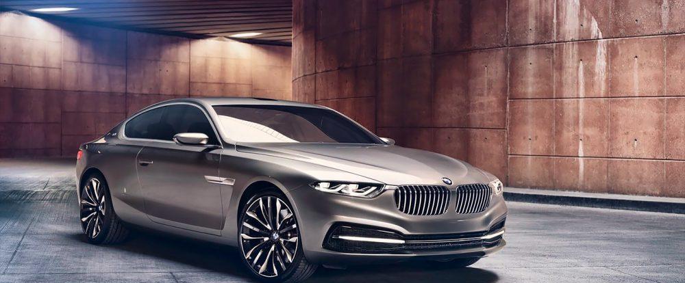 BMW выпустит новый M8 в трех версиях