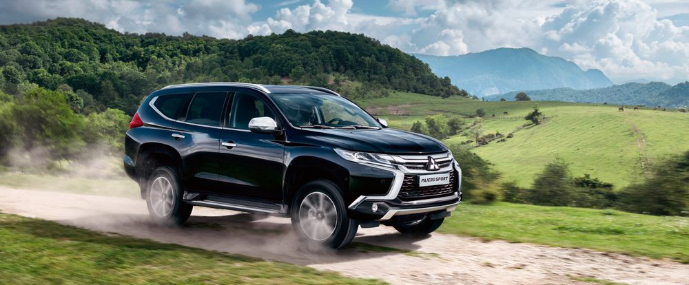 Mitsubishi назвала дату начала российских продаж дизельного Pajero Sport