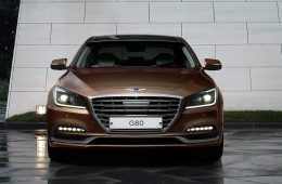 Genesis назвал российские цены на премиальный седан G80