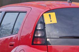 В России ввели ограничения для новичков за рулем