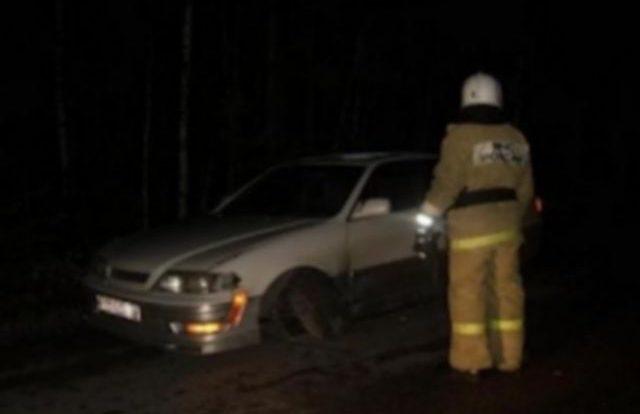 Серьезное ДТП произошло в Демидовском район