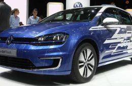Немецкая автокомпания представила новый электромобиль