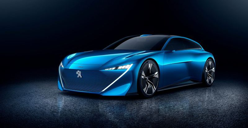 Повинуясь «Инстинкту»: новый Peugeot 508 — в 2018 году