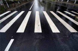 Ряд пешеходных переходов ликвидирован в Смоленске