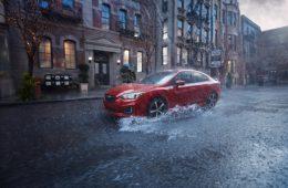 «Свежие» Subaru Impreza попали под отзыв из-за проблем с электроникой двигателя