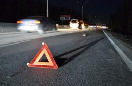 Один за одним погибли два пешехода на трассе под Смоленском