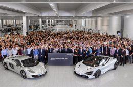 McLaren приступил к серийному производству спорткара 720s