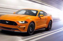 Ford Mustang назвали самым популярным спорткаром в мире