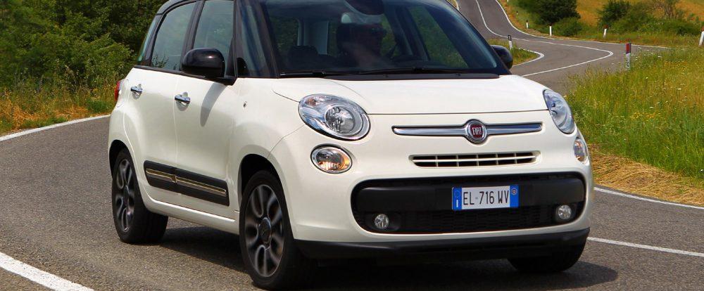 Обновлённый Fiat 500L встал на конвейер